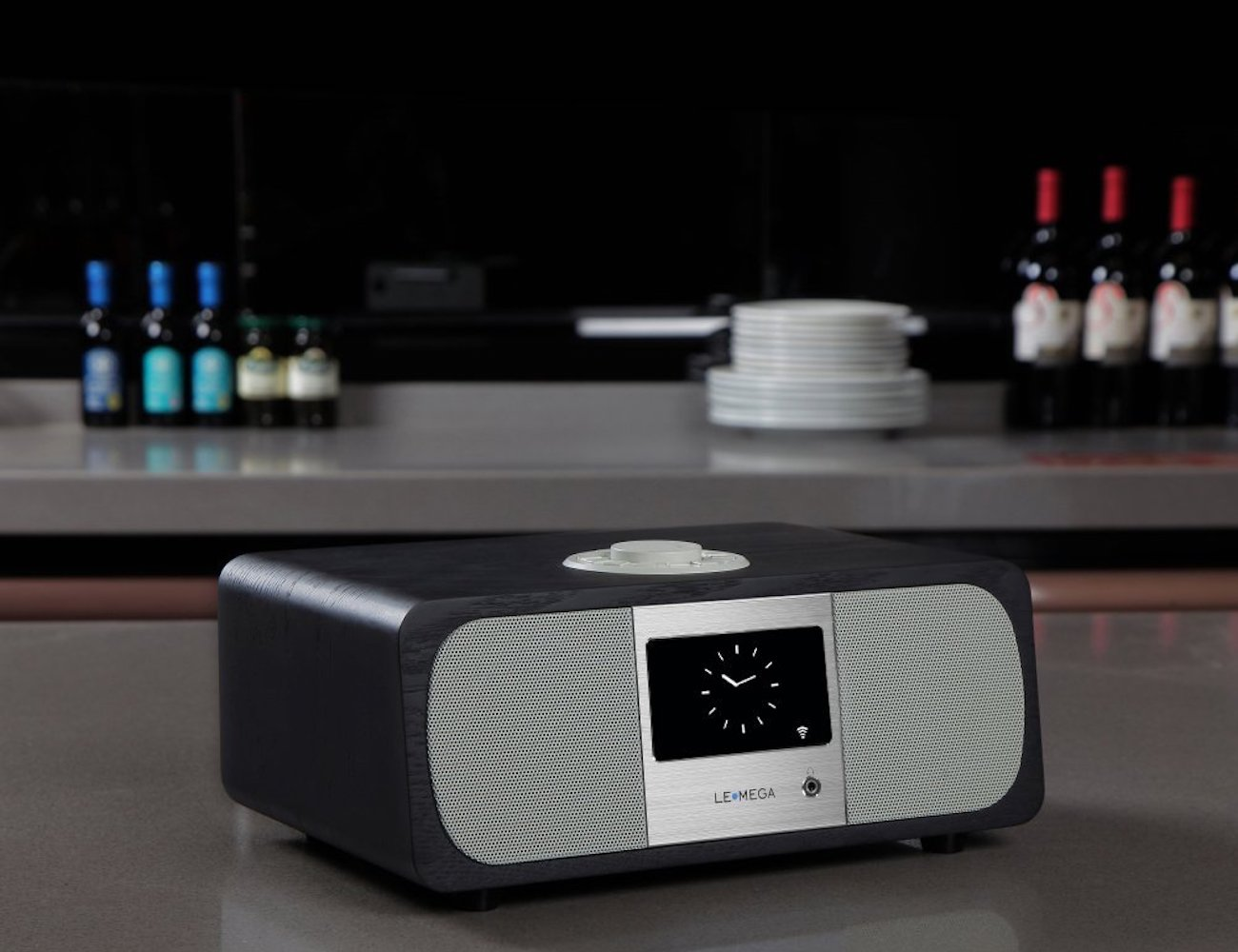 Lemega Audio M3+ Wood Wireless Music System