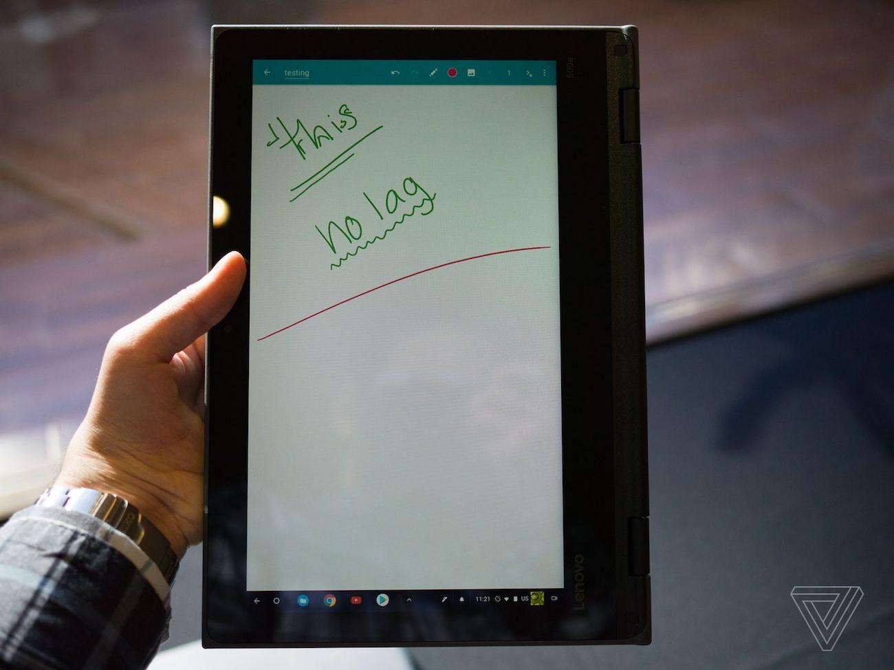 Lenovo Windows 10 and Chromebooks