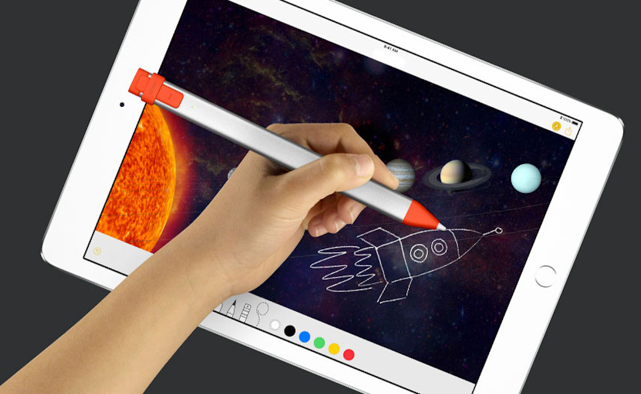 Image Result For Logitech Crayon For Ipad