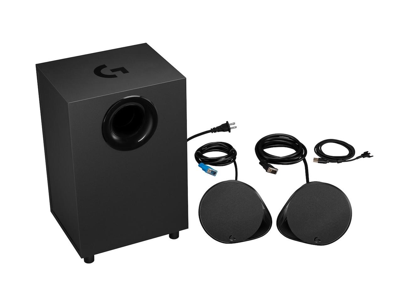 1ec647a101a Logitech G560 Lightsync PC Gaming Speakers » Gadget Flow