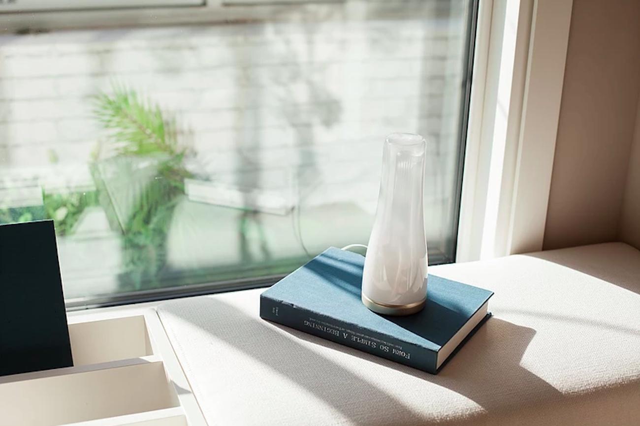 Lumir S Glass Table Light
