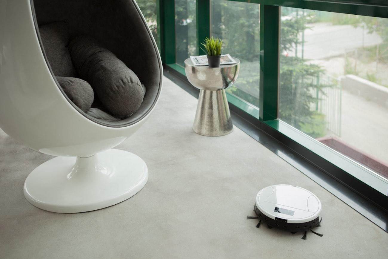 MClimate Maya Smart Robot Vacuum Cleaner