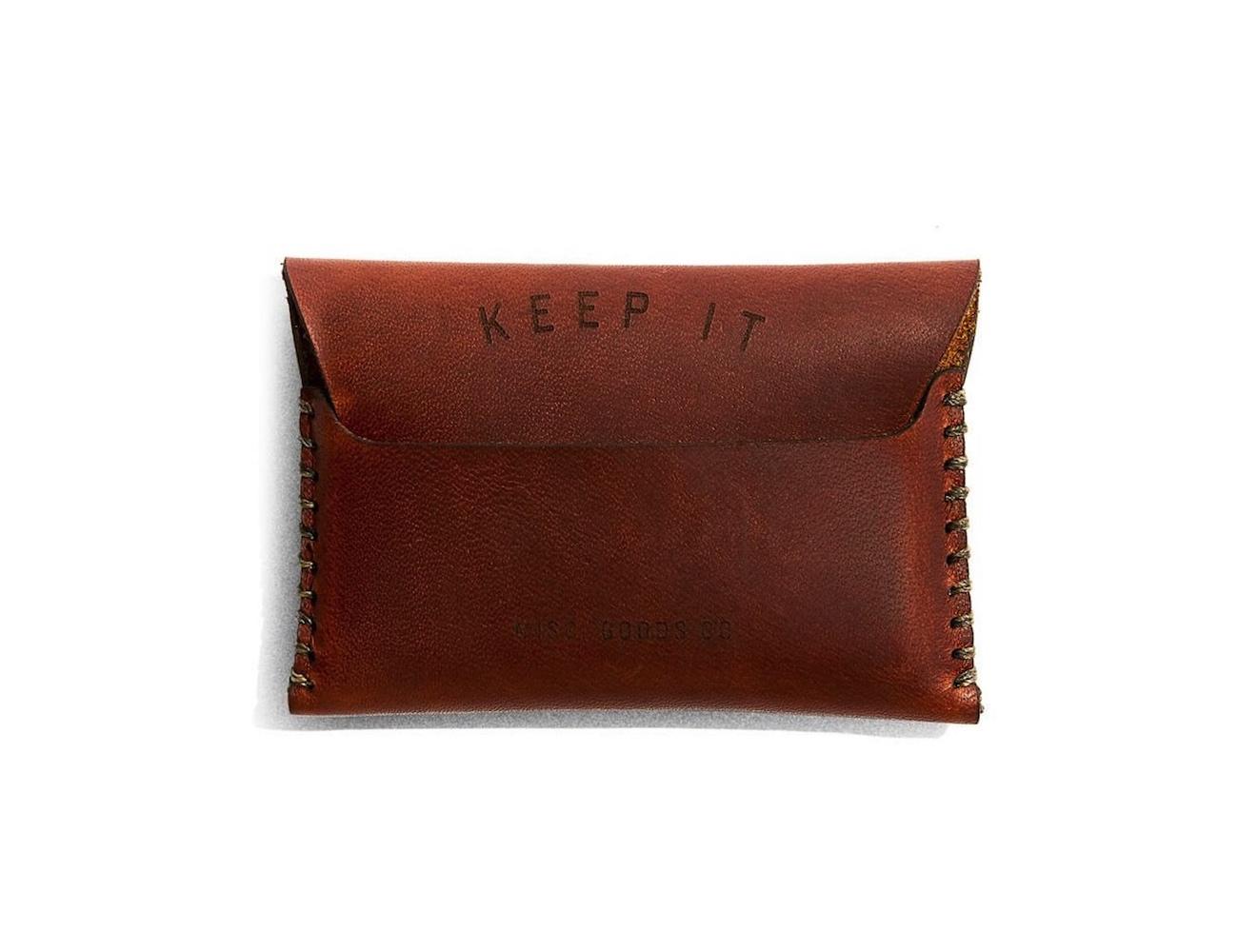 MGCO Minimalist Leather Wallet V3
