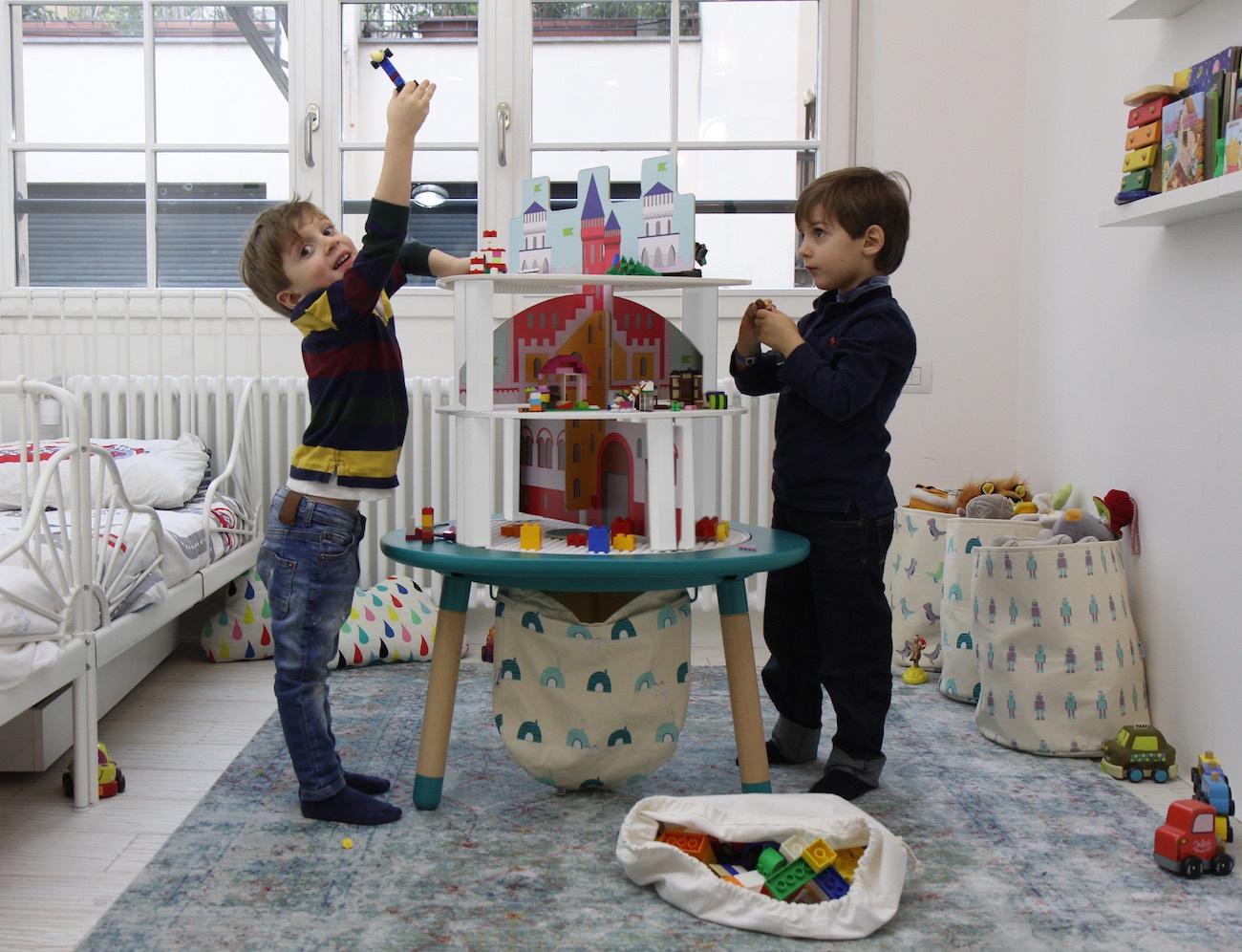 MUtable 2.0 Modular Children's Play Table