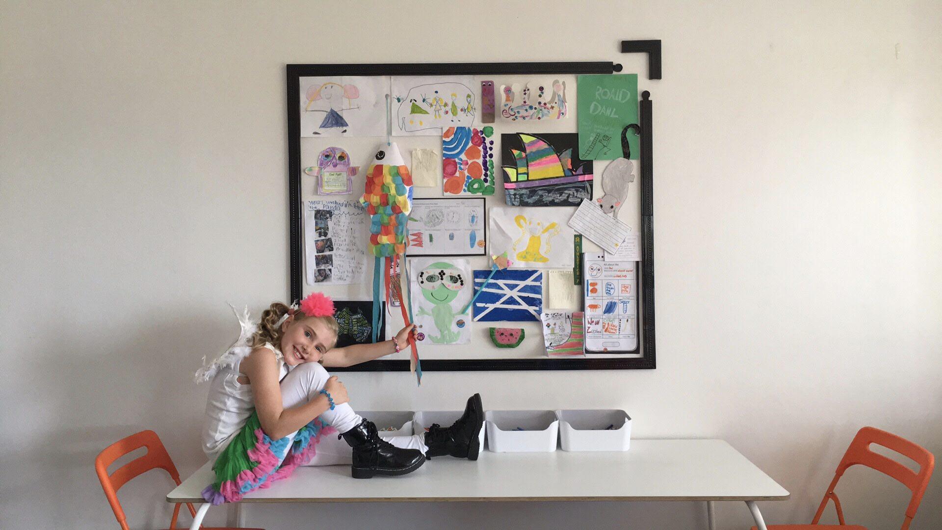 Maik Kids Artwork Modular Wall Frame System » Gadget Flow