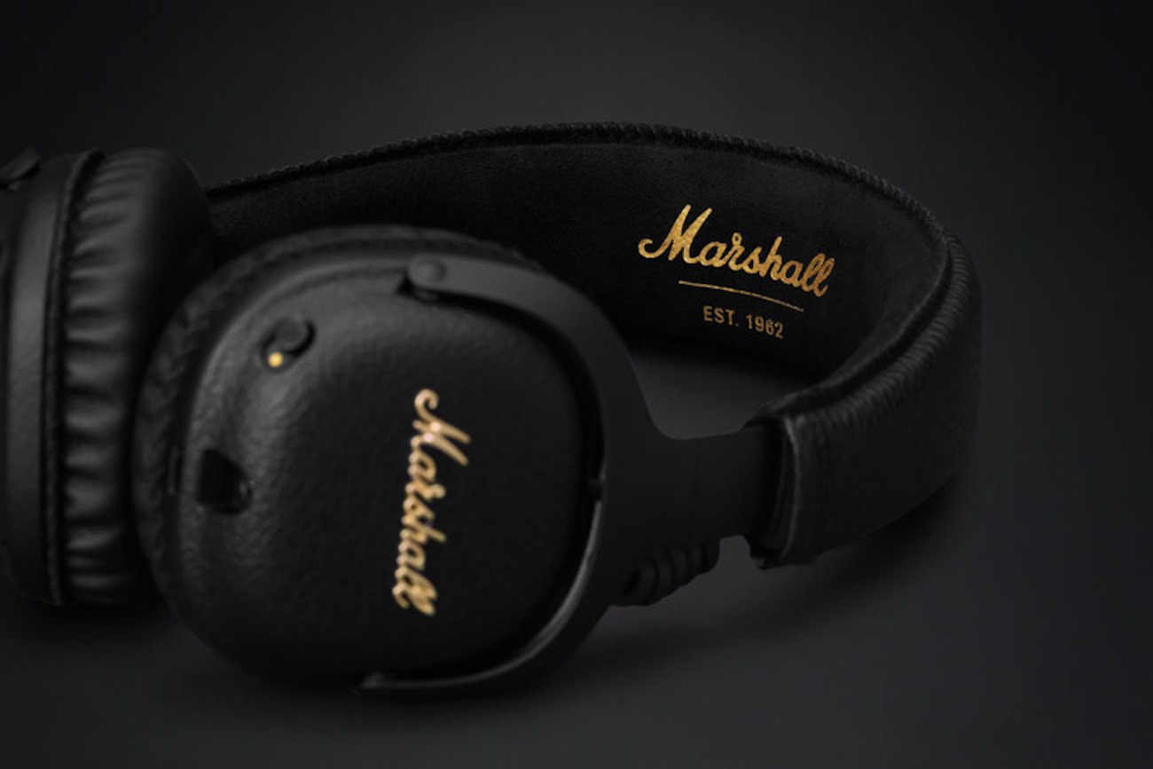 Marshall Mid ANC Noise Cancelling Bluetooth Headphones