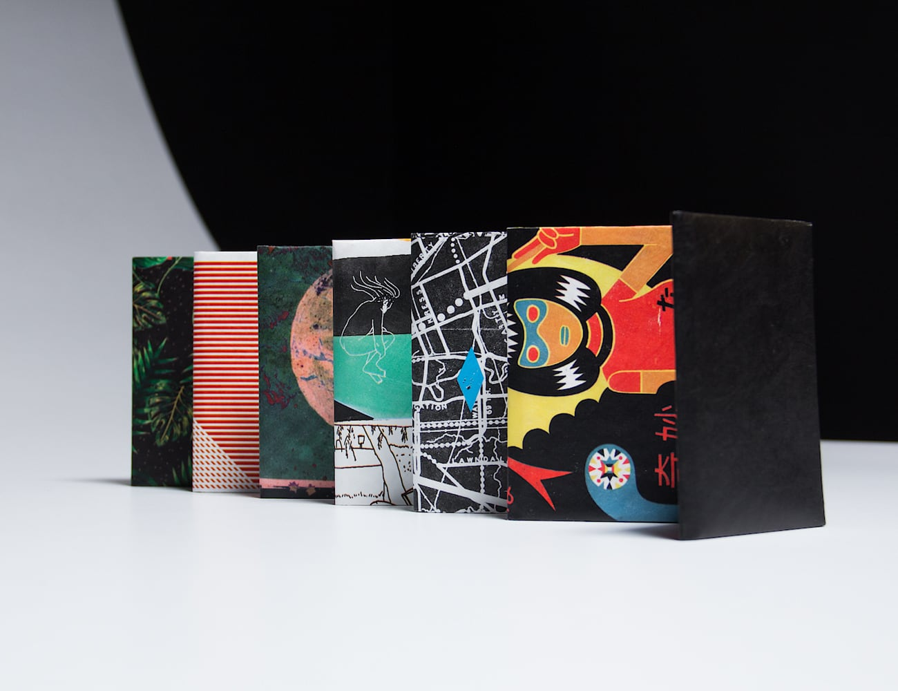 Micro Wallet –  Artist-Designed Ultra Slim Wallet