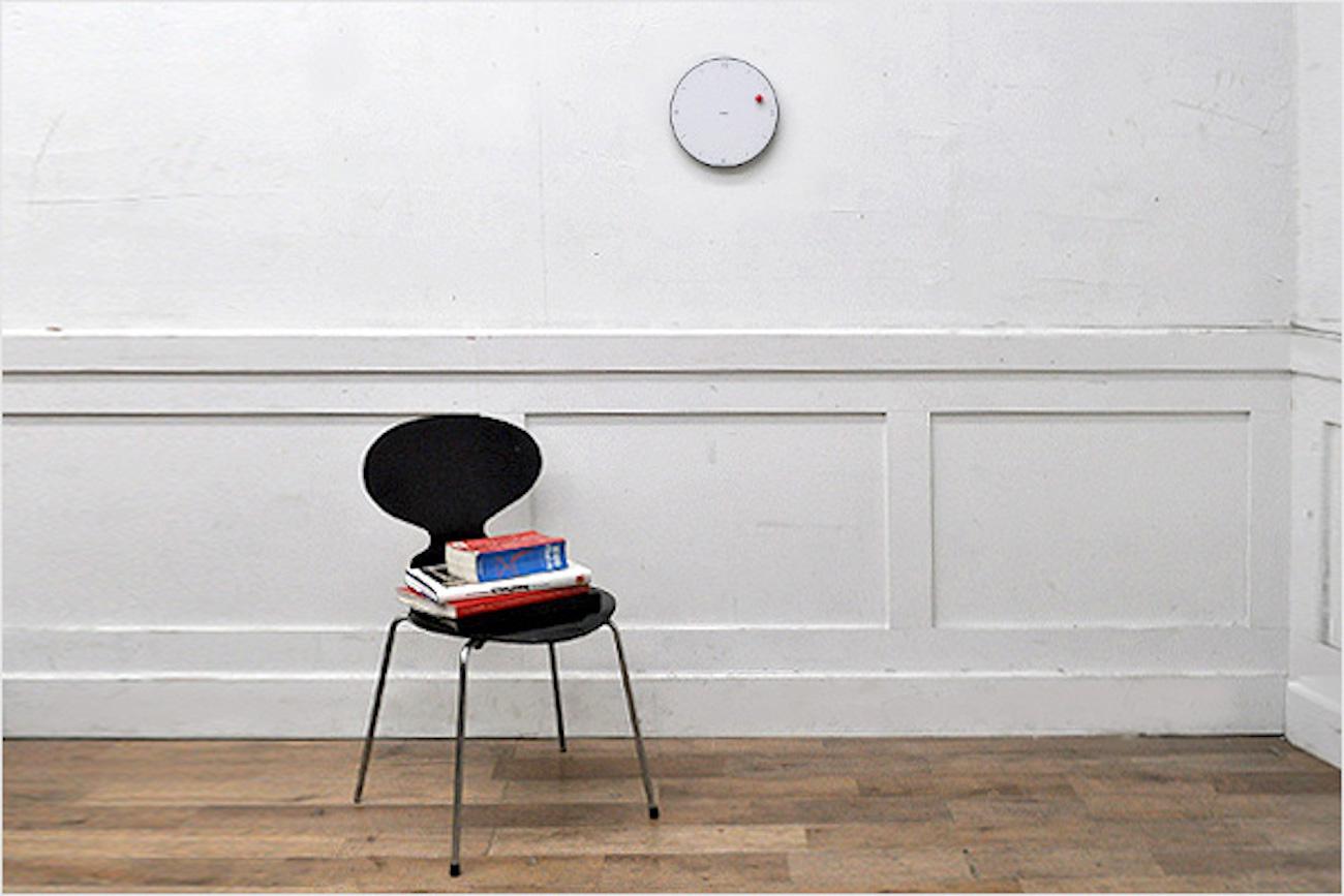 MoMA Timesphere Minimalist Wall Clock