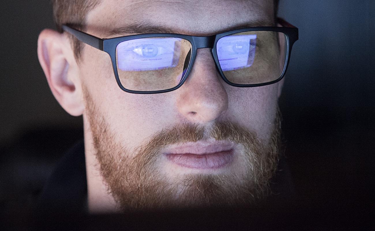 Modern Carry Blue Light Blocking Glasses