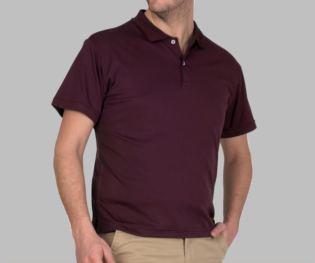 NanoDri Sweatproof Polo Shirts