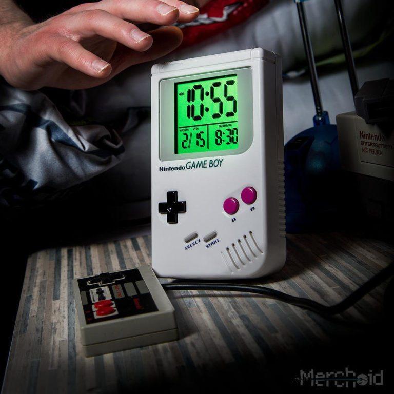 Nintendo+Game+Over+Game+Boy+Alarm+Clock