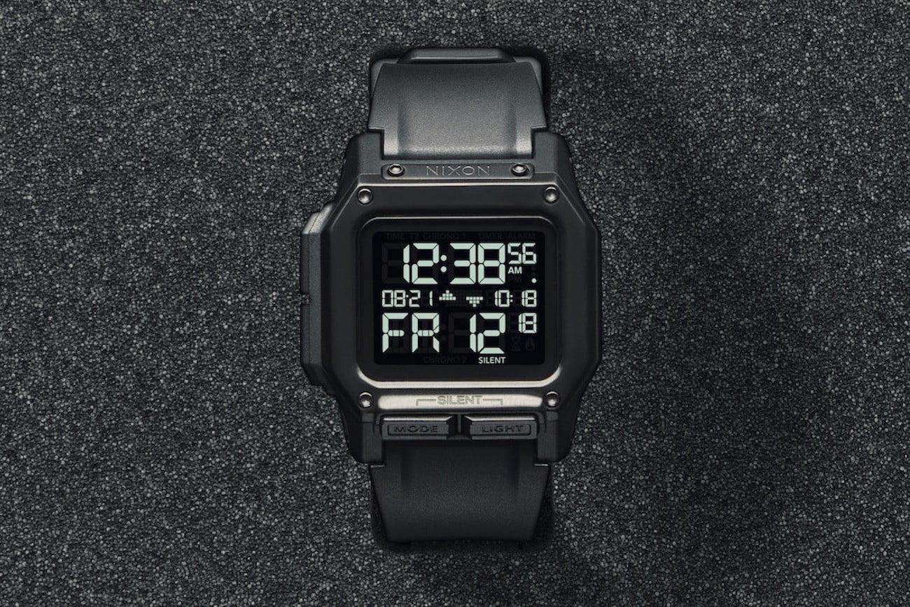 Nixon Regulus High-Function Men's Watch