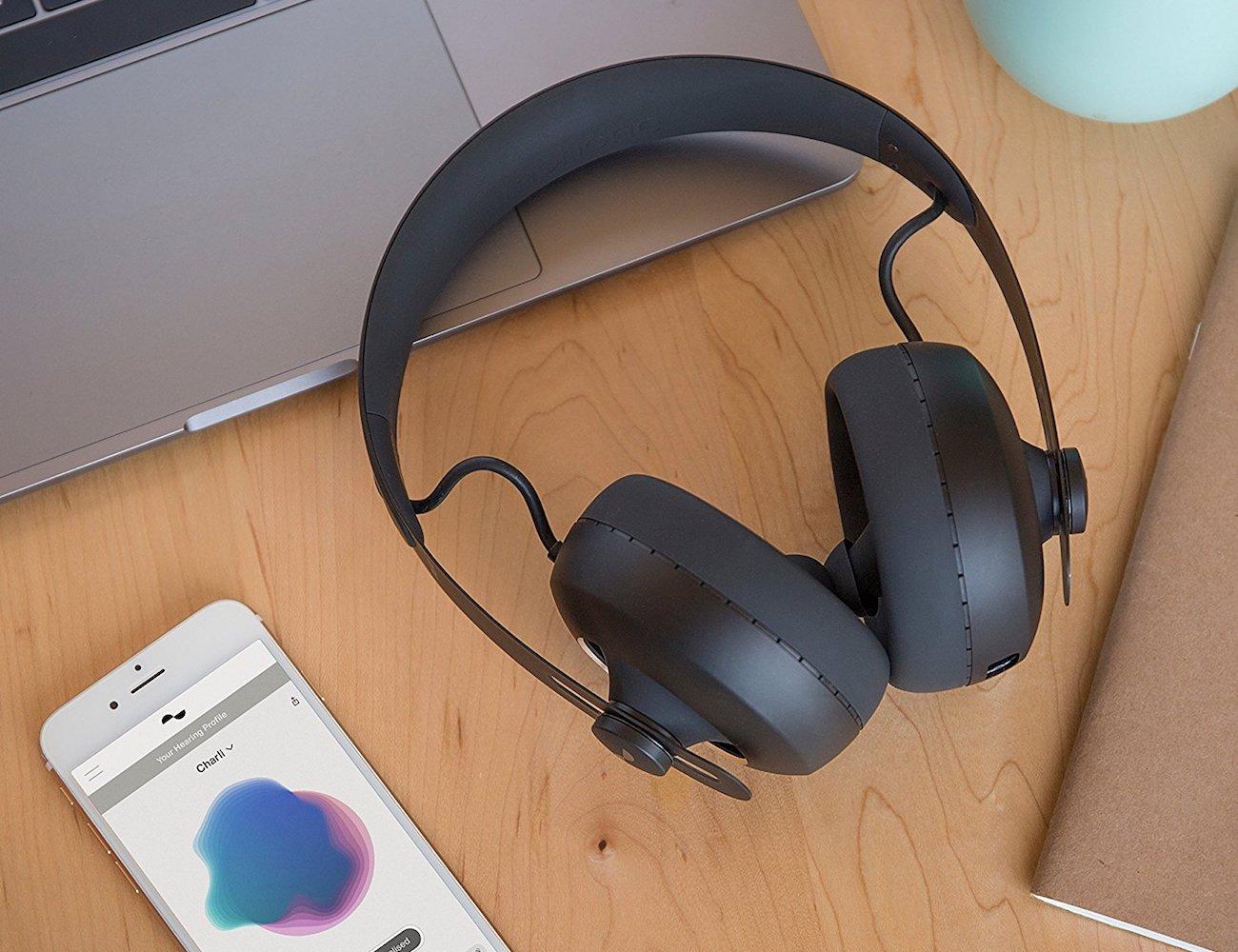 Nura Nuraphone Personal Hearing Profile Headphones