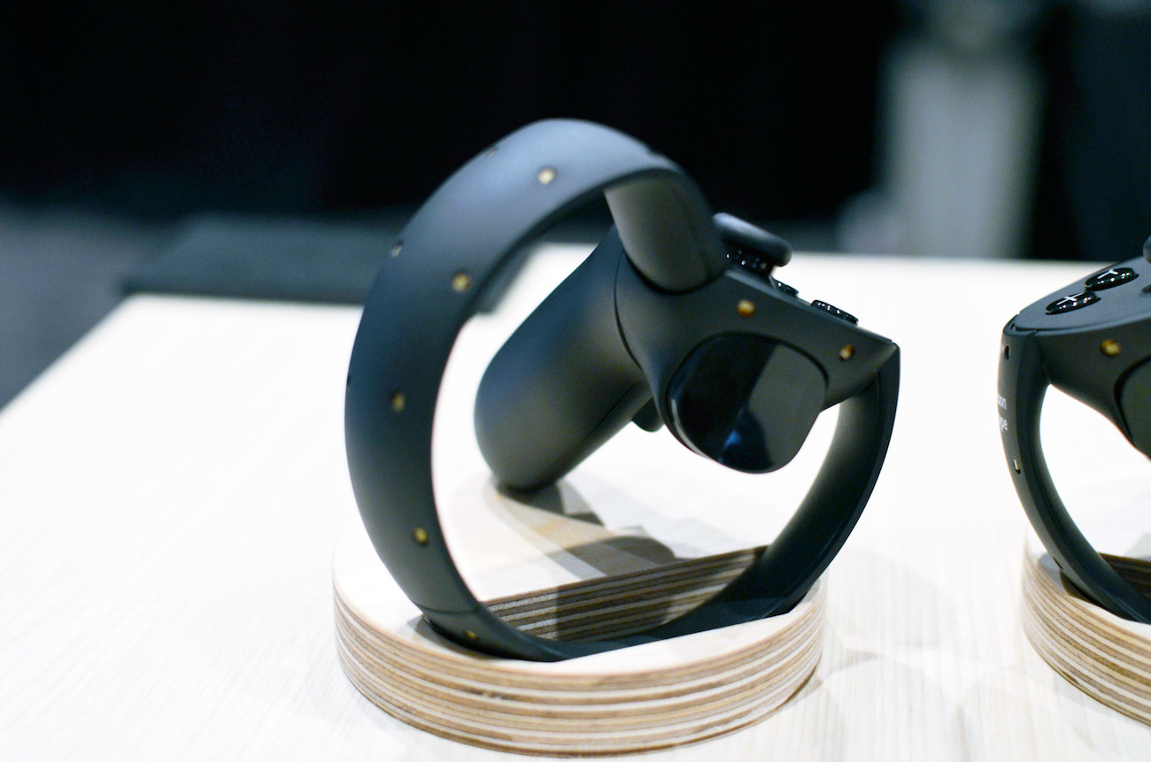 Oculus Touch VR Controllers