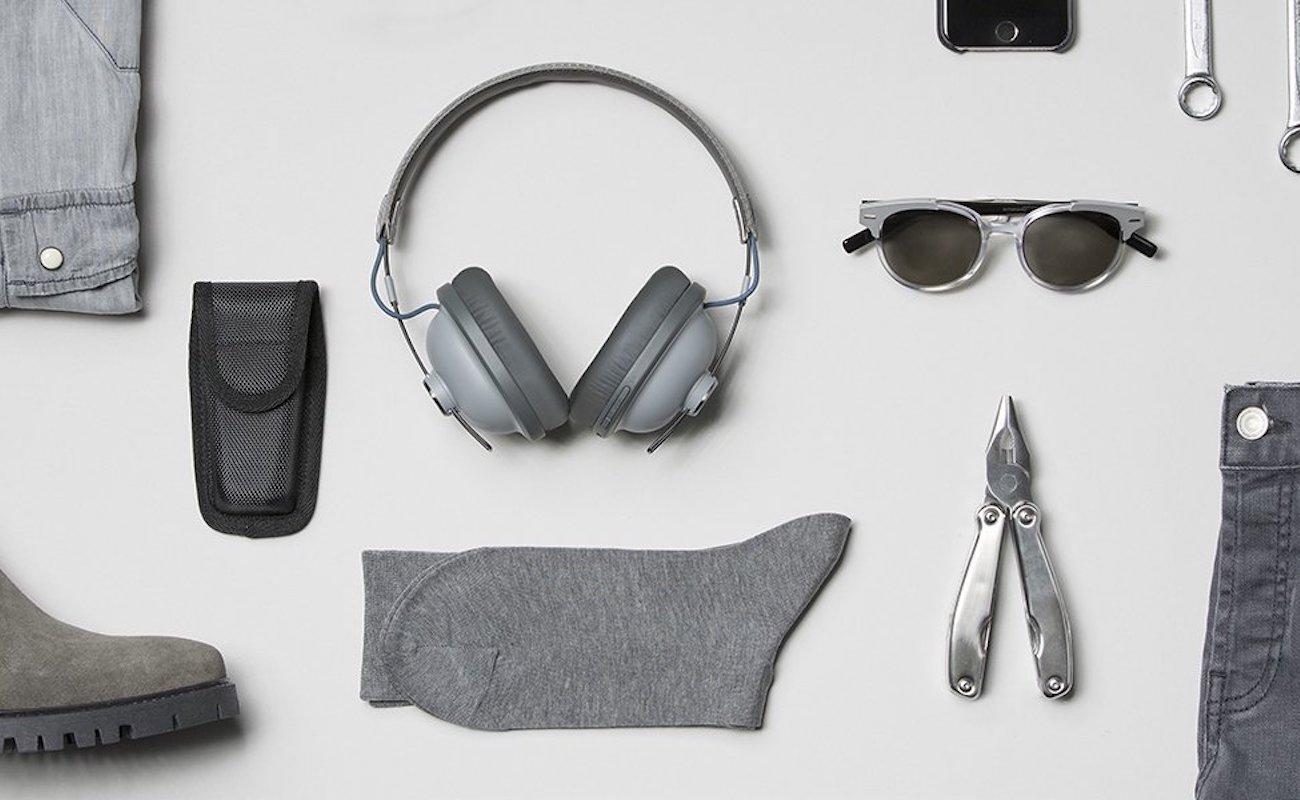 Panasonic Retro Over-Ear Wireless Headphones