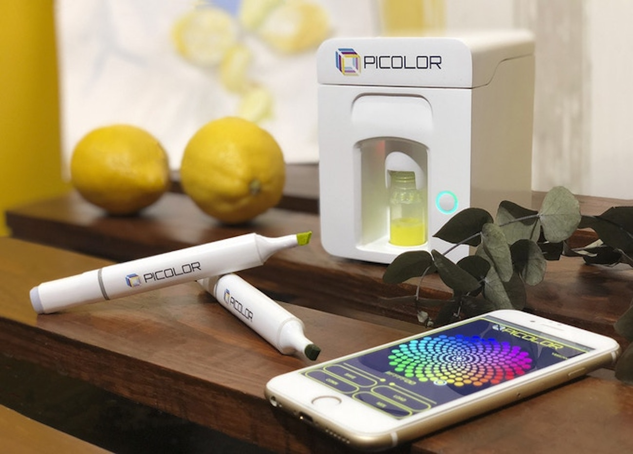 Picolor Paint Mixing Device