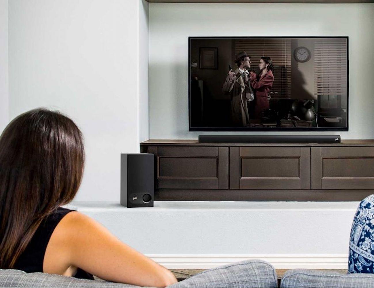 Polk+Signa+S1+Universal+TV+Sound+Bar