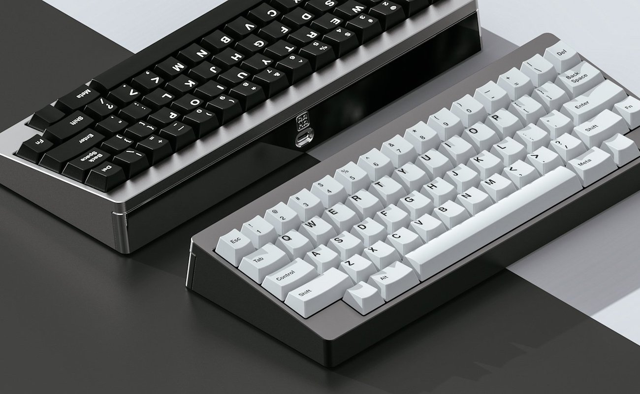 Rama Works M60-A USB-C Mechanical Keyboard