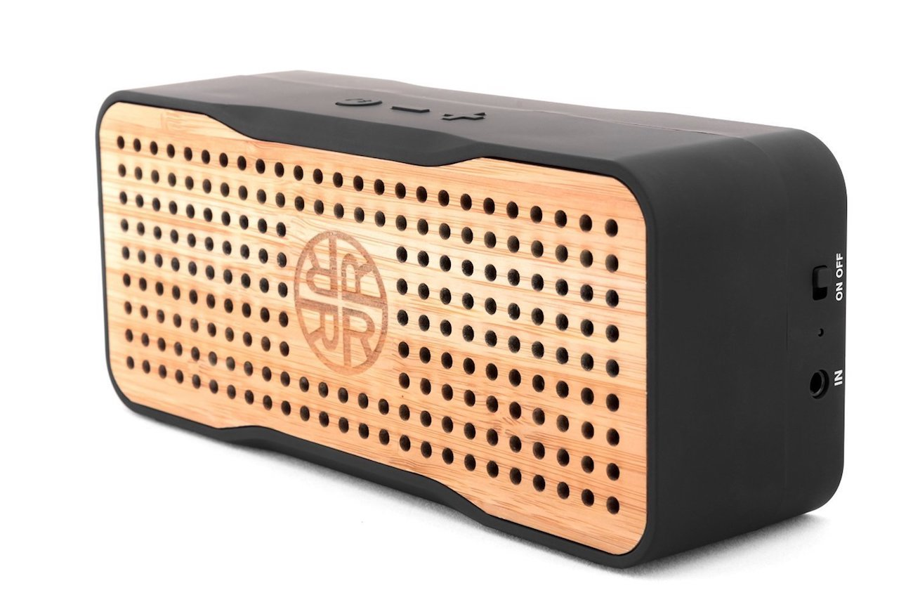 Reveal Solar Bamboo Wireless Speaker