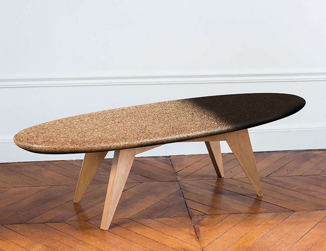 Salty Design Bolge 60 Surfboard Coffee Table