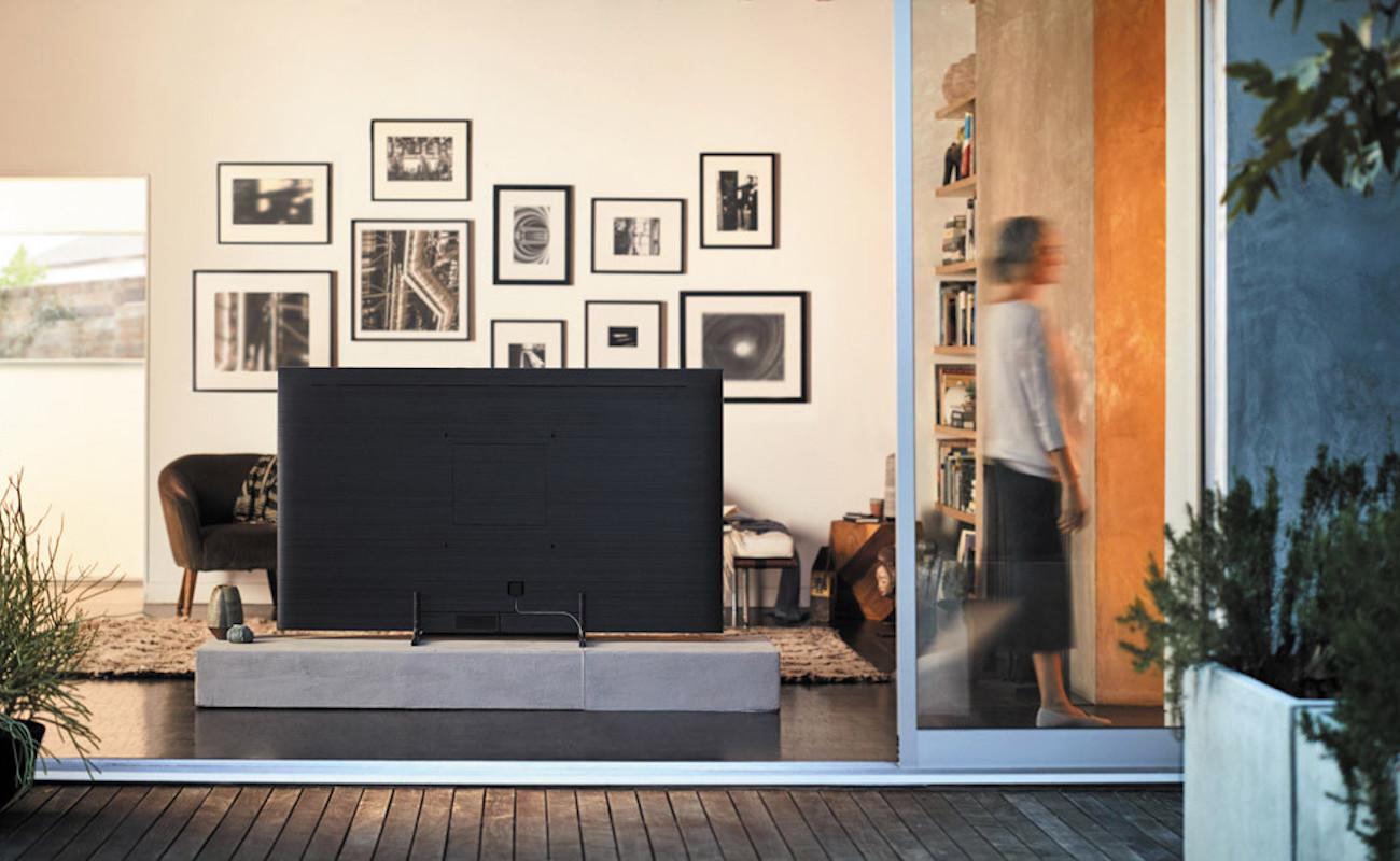 Samsung QLED 4K Televisions 2018