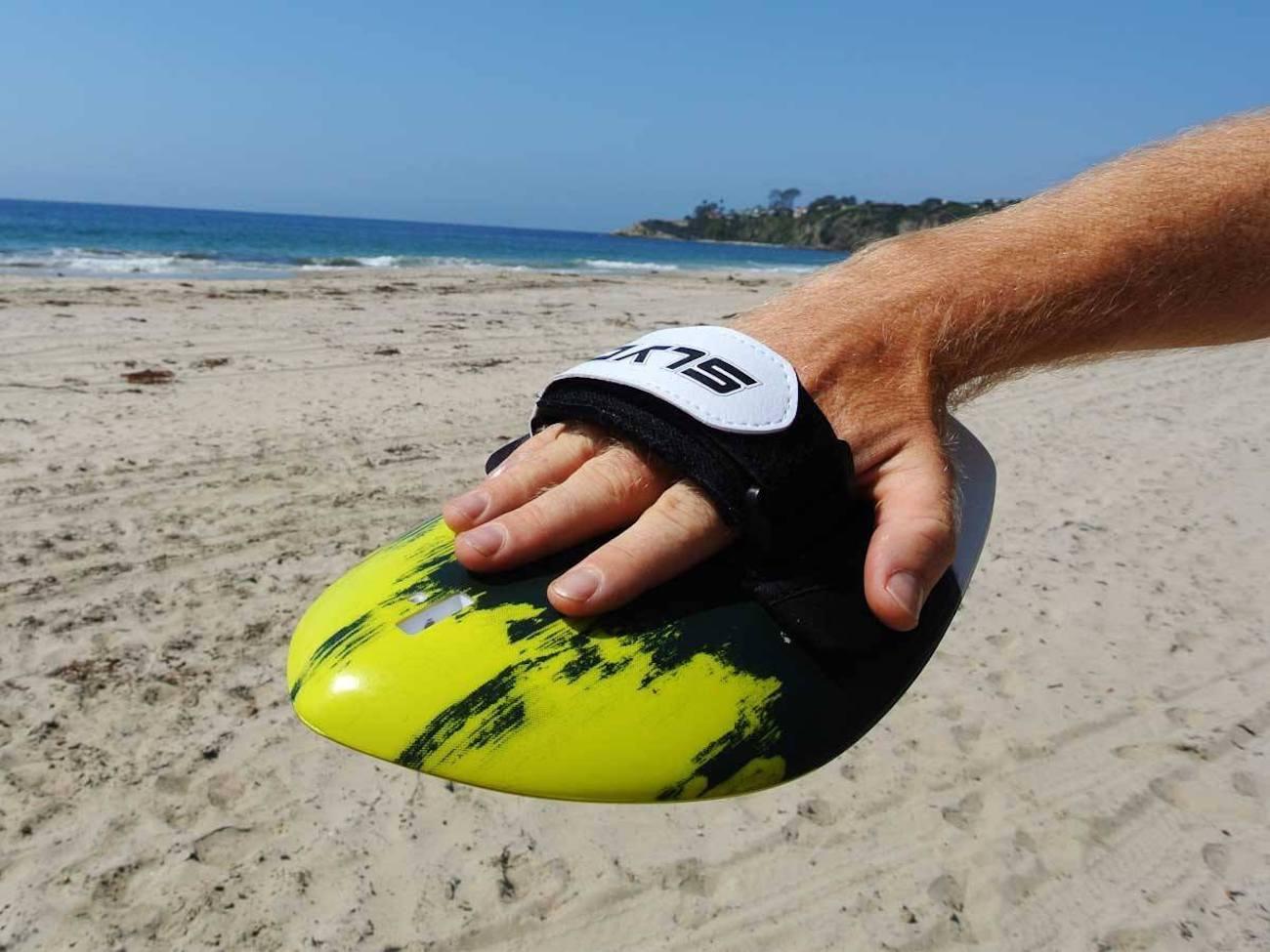 Slyde Hawaiian Bula Enoka Bodysurfing Handboard Set