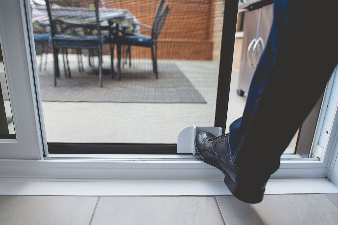 Smart Slider Hands-Free Patio Door Opener