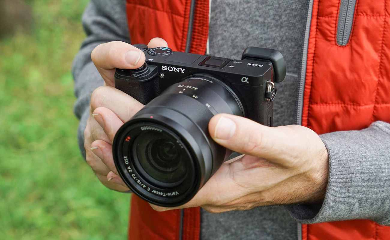 Sony a6300 Mirrorless Digital E-Mount Camera