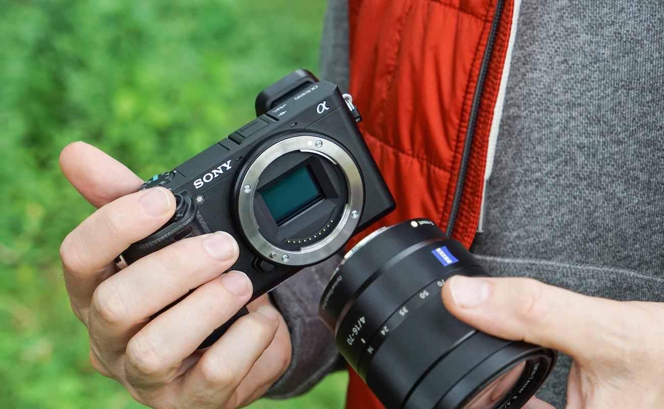 Sony a6300 Mirrorless Digital E-Mount Camera