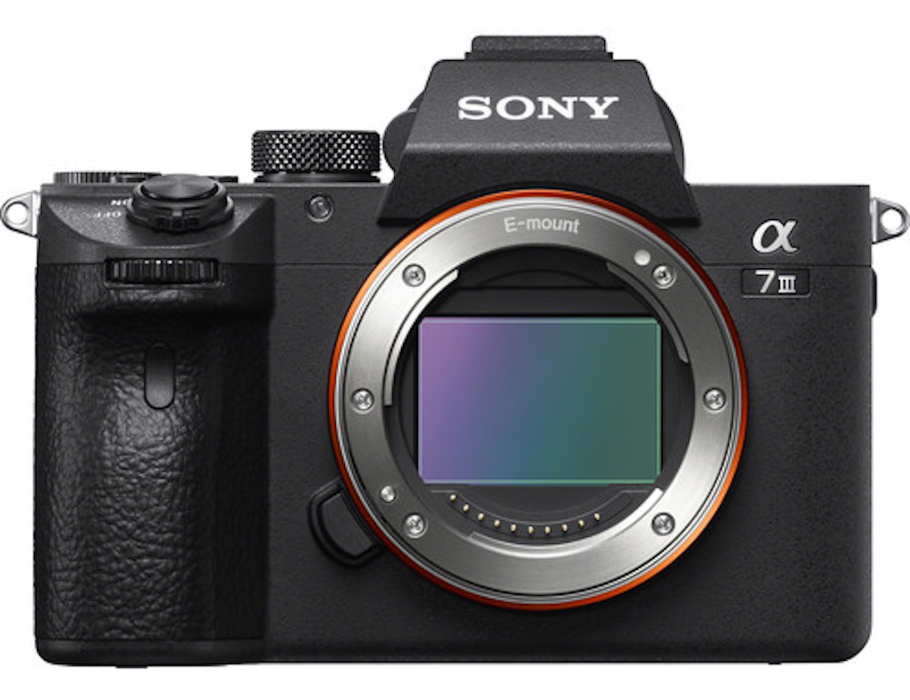 Sony a7 III Full-Frame Mirrorless Camera