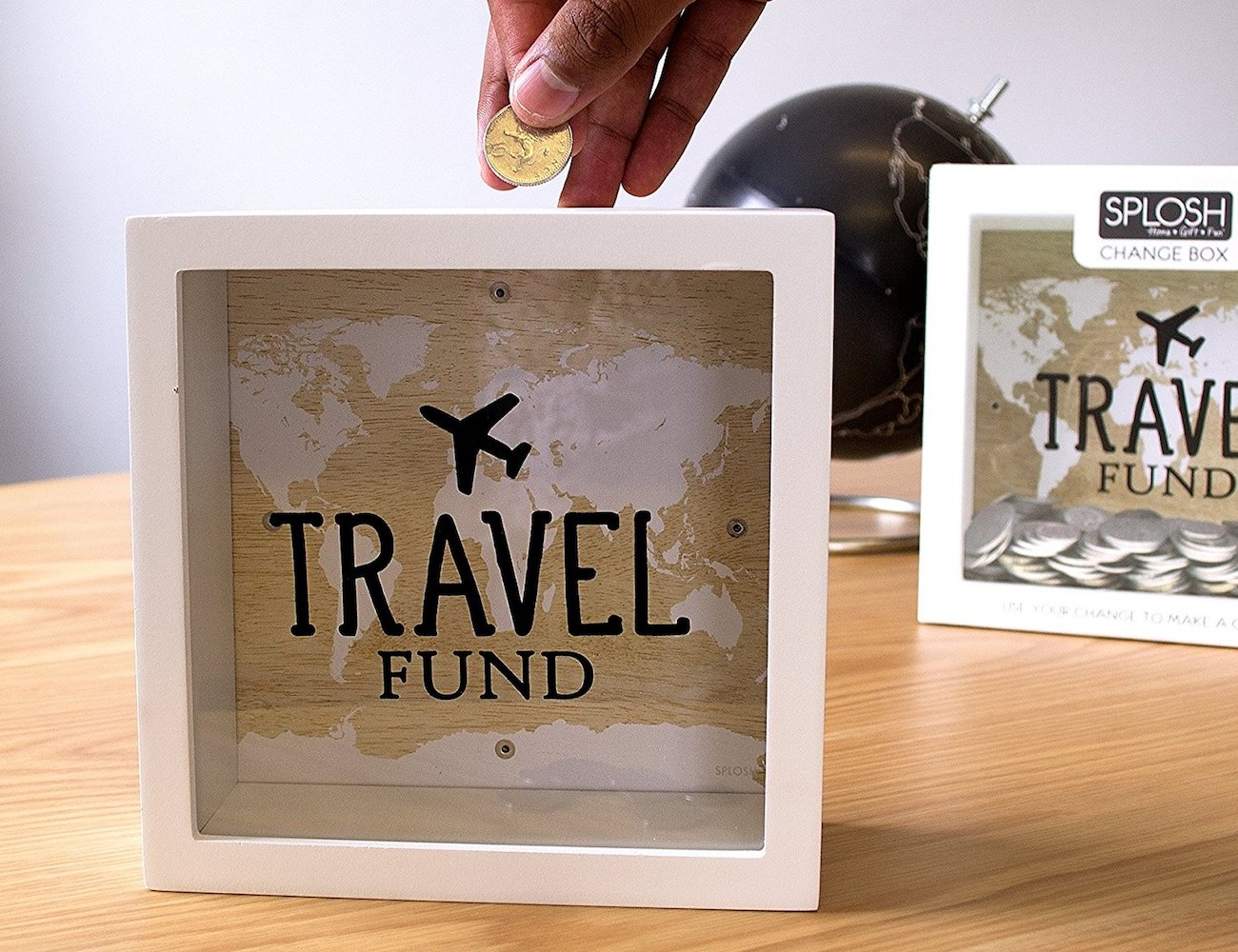 Spolsh Travel Fund Change Box