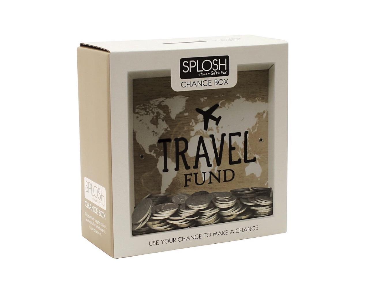 Spolsh Travel Fund Change Box