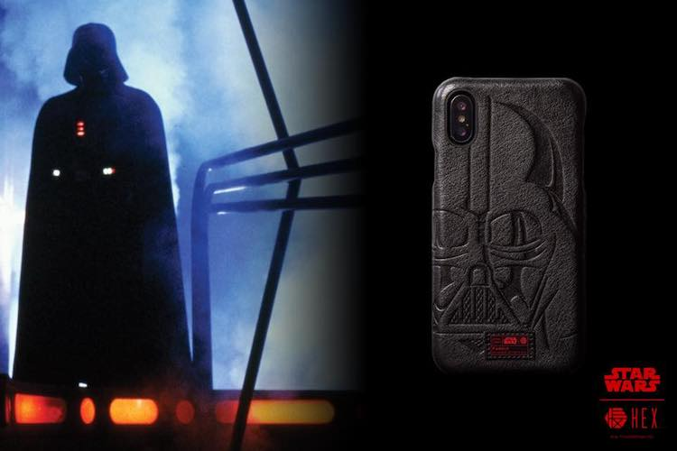 Star Wars Darth Vader iPhone X Case