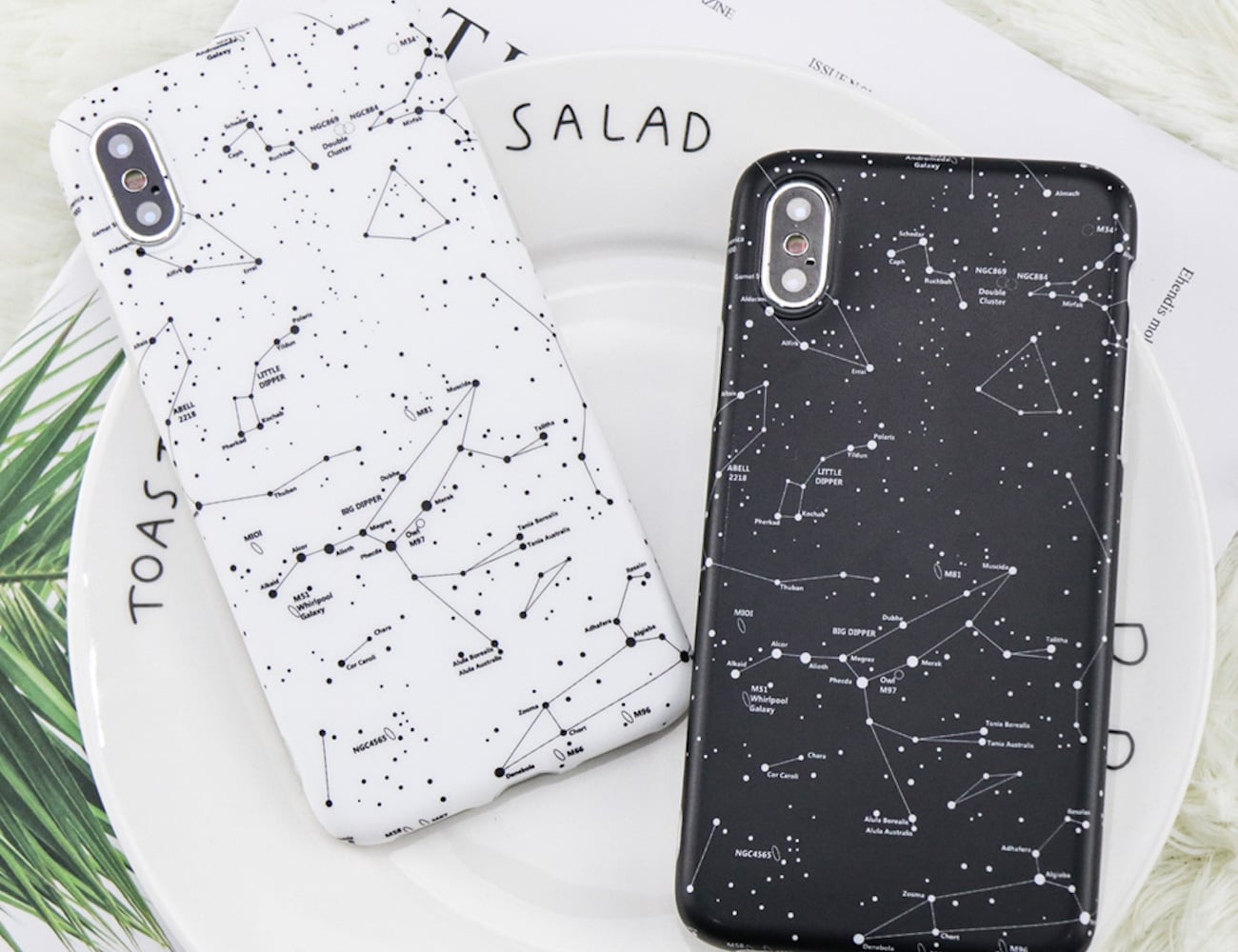 Starry iPhone X Case