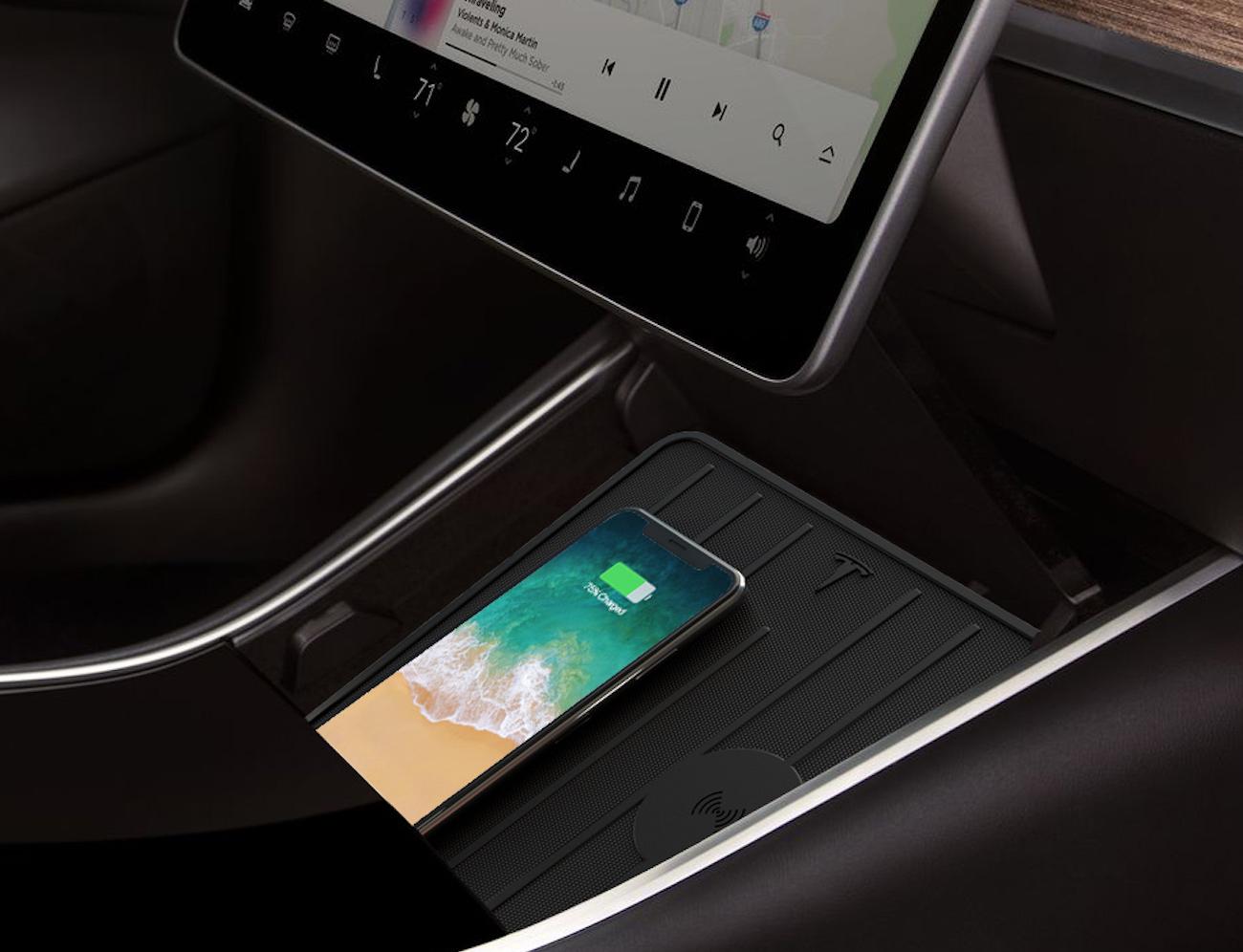 Tesla Wireless Charging Pad