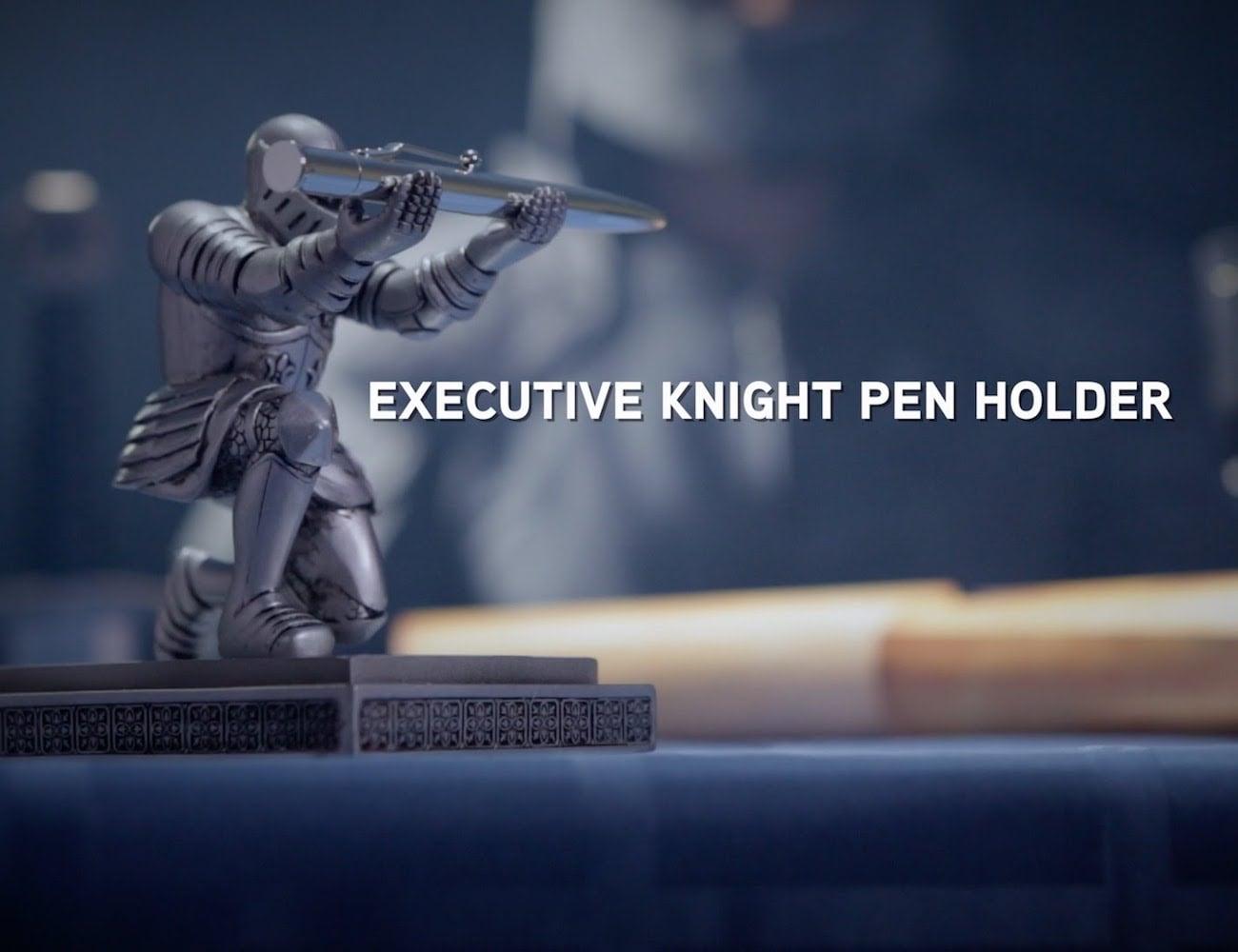 ThinkGeek Executive Knight Pen Holder
