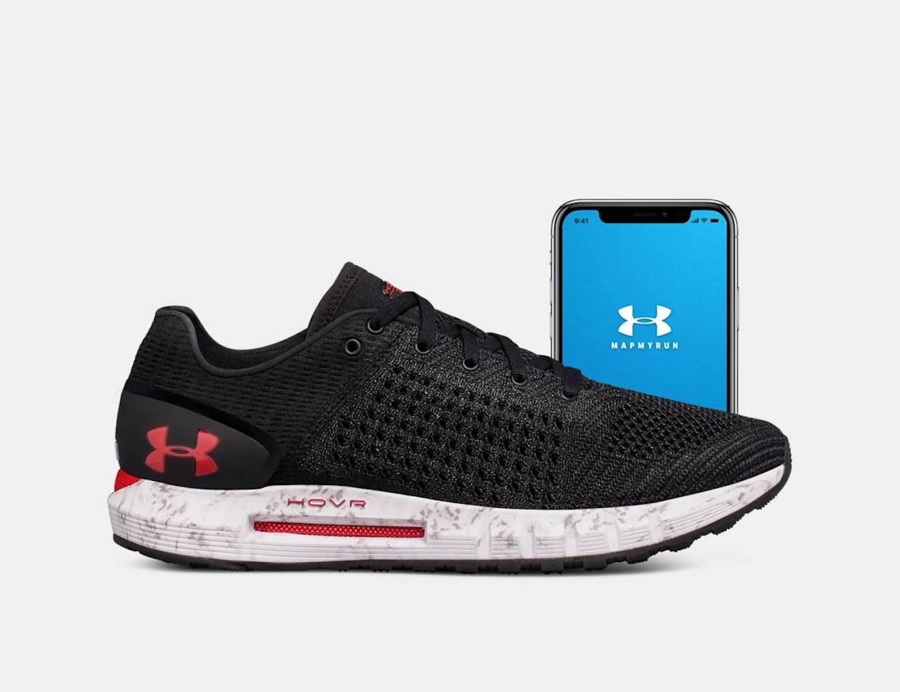 Under Armour HOVR Sonic Connected Running Shoes