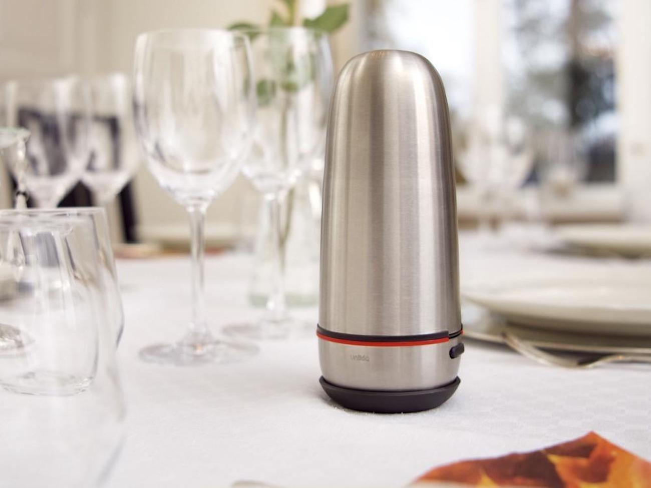 Unikia Stainless Steel Classy Ketchup Dispenser