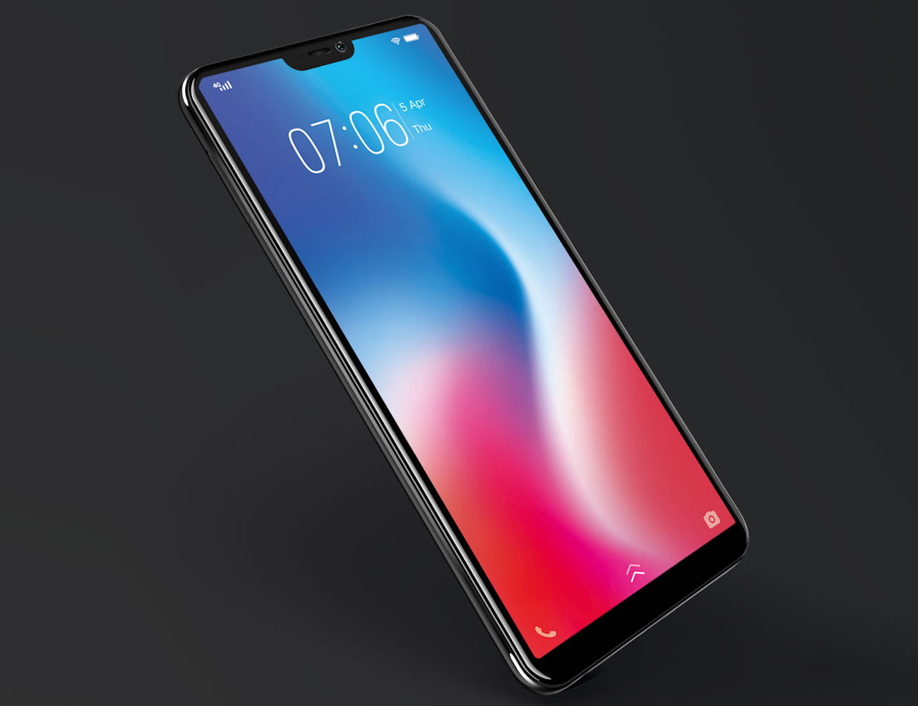 Vivo V9 AI Dual Rear Camera Smartphone
