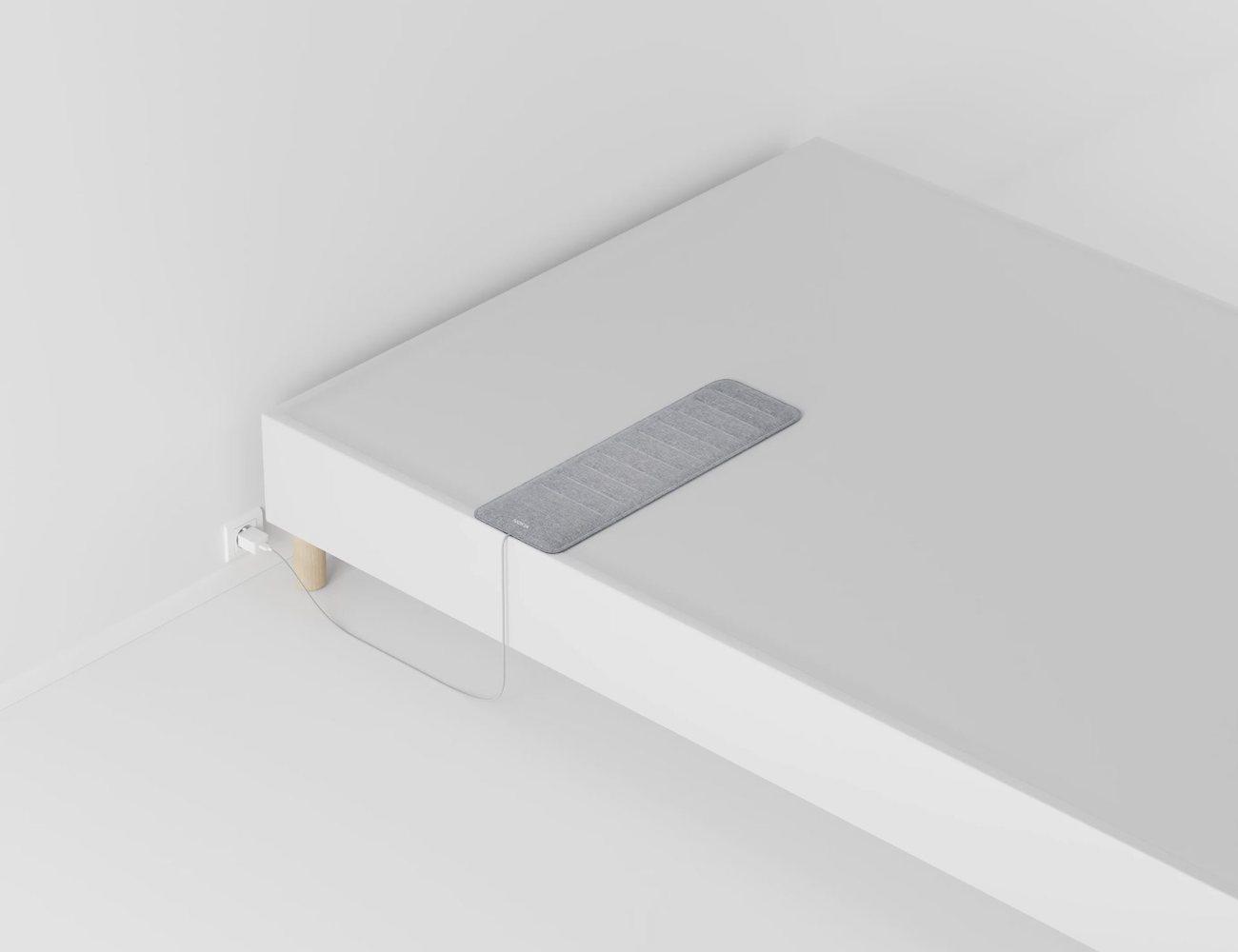 Withings Sleep Tracking Pad offers sleep apnea detection
