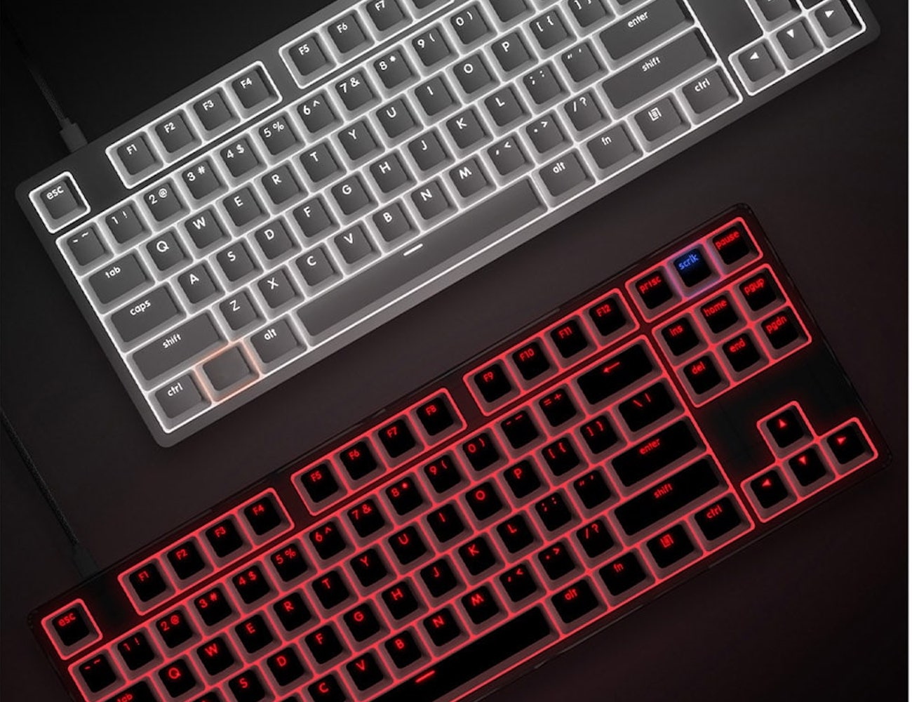 Xiaomi Yuemi MK01B Mechanical Gaming Keyboard