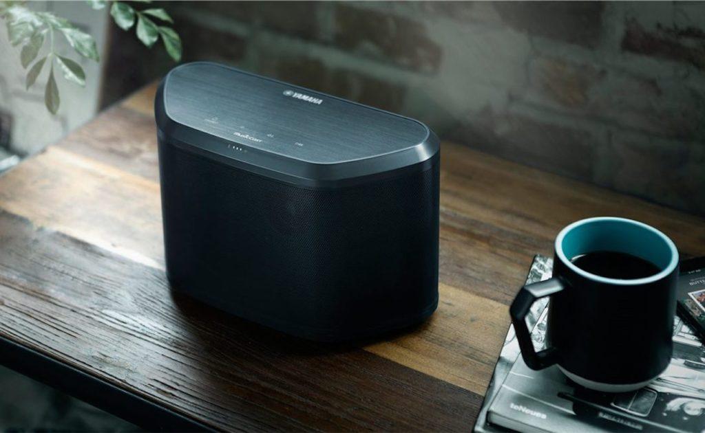 Yamaha+WX-030BL+MusicCast+Wireless+Speaker