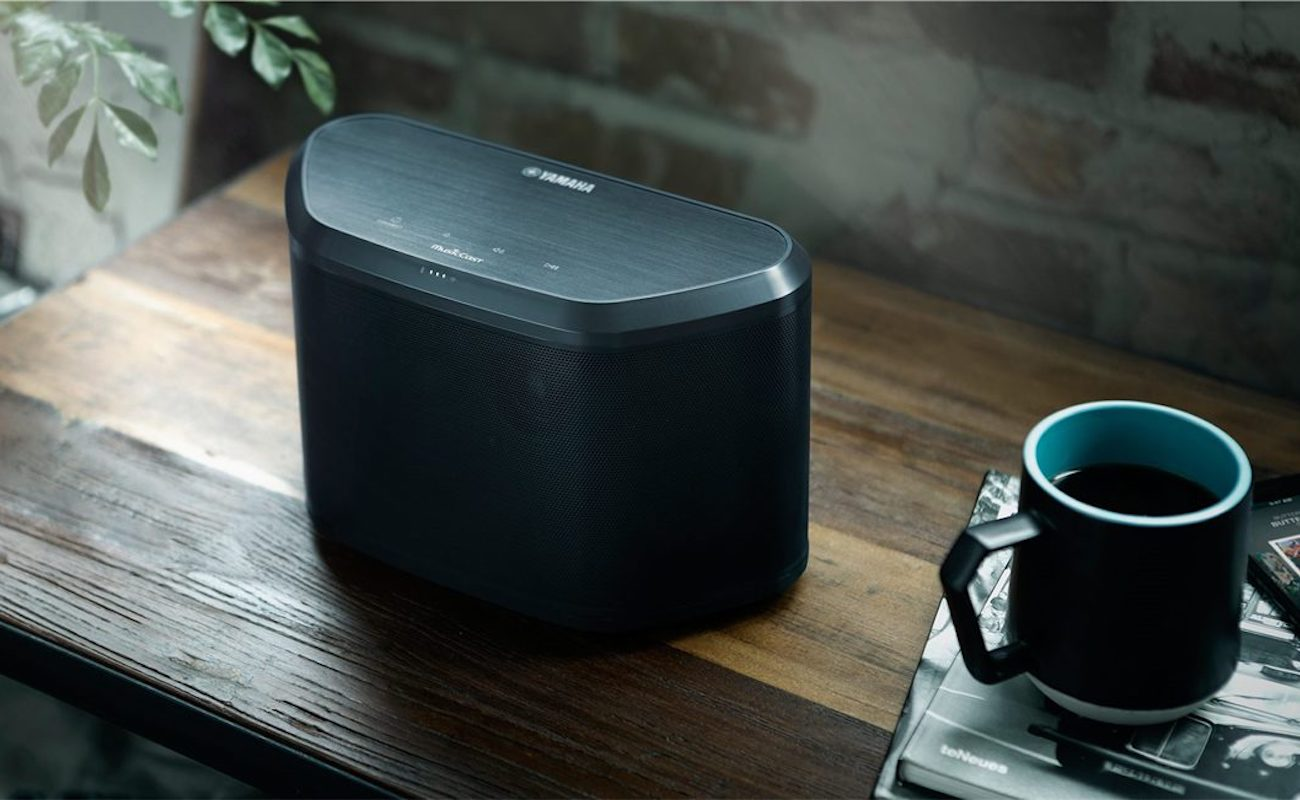 Yamaha WX-030BL MusicCast Wireless Speaker