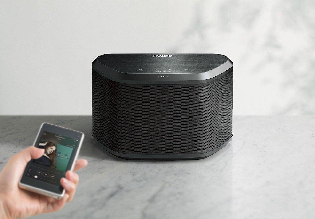 Yamaha WX-030BL MusicCast Wireless Speaker