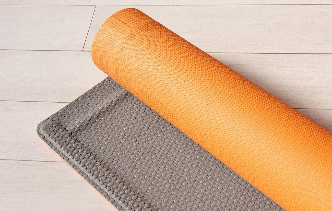 YoYo Mats Self-Rolling Yoga Mat