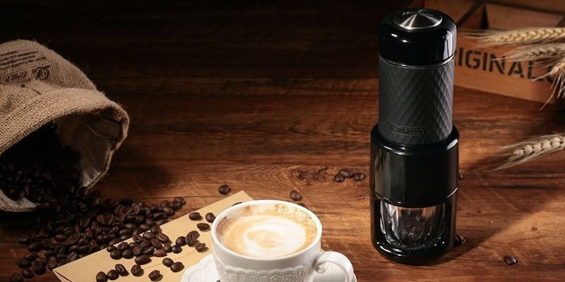 Make coffee anywhere on the go
