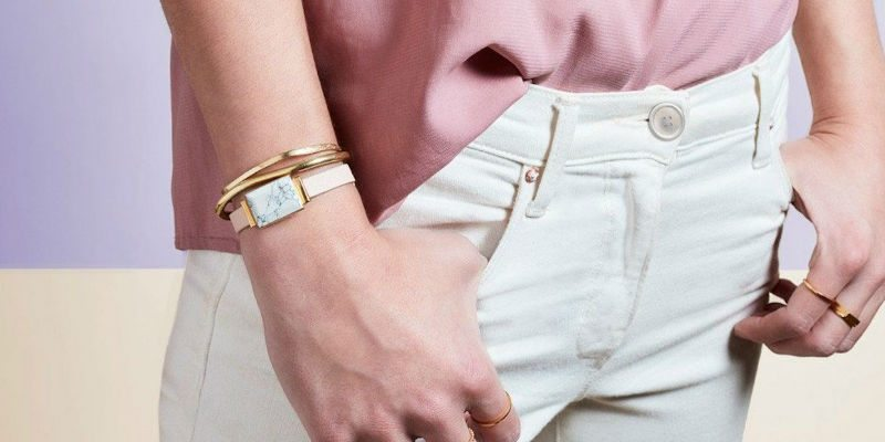 Ringly Go smart bracelet is fashionable