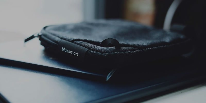 Passport pouch with location tracking