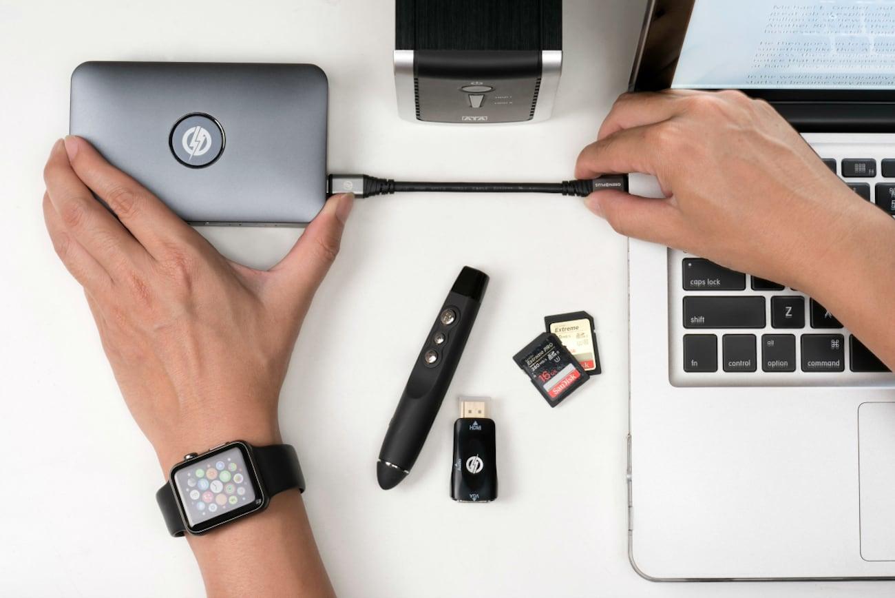 iMate Smart Multi-Port Apple Charger