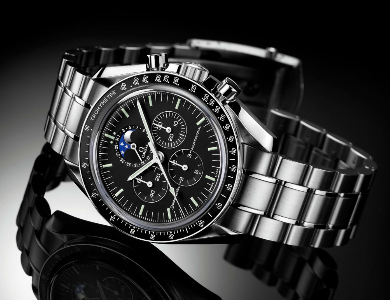 Omega Speedmaster Moonwatch Collection